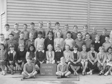 Glen Innes Primary School 1962