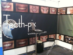 The launch of Toothpix, Ian's pre-operative medical imaging system