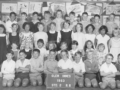 Glen Innes Primary School 1963