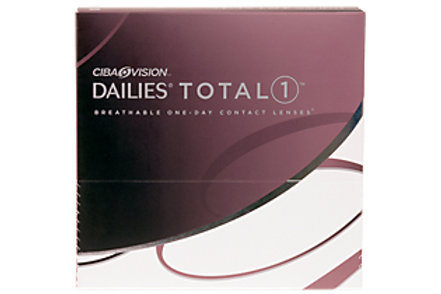 Dailies Total 1 Water Gradient One-Day Lens 90 Pack
