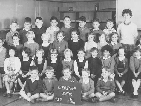 Glen Innes Primary School 1961