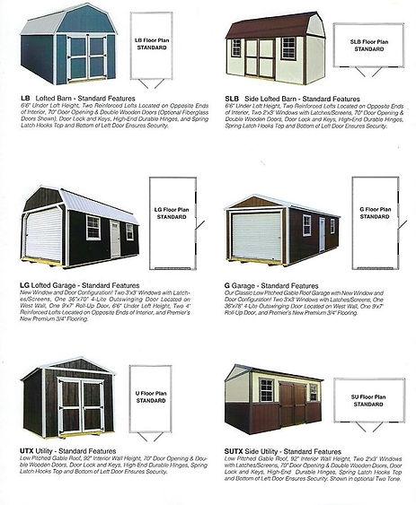 models sheet 1