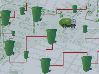 Colaborând cu Cella-v, CymbIoT oferă soluția de colectare inteligentă a deșeurilor