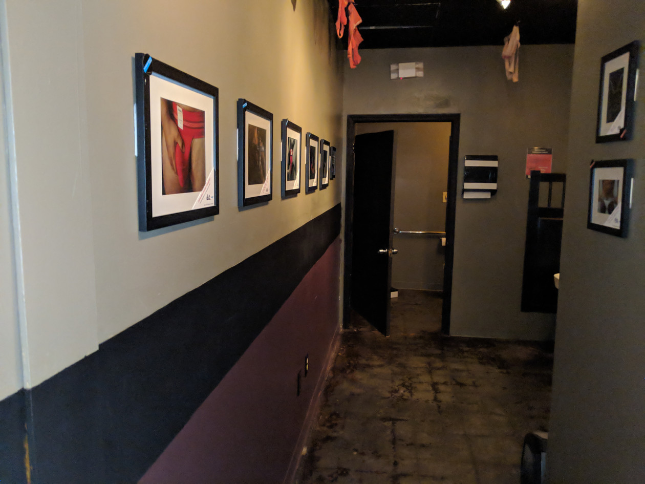 Lounge Hallway