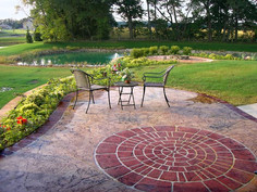 stamped-concrete-patio-brick-border-conc