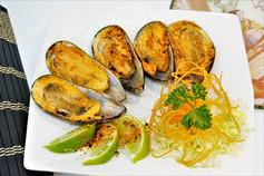 New Zeland Mussels