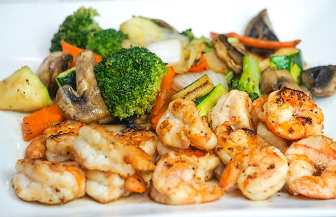 Hibachi Dishes