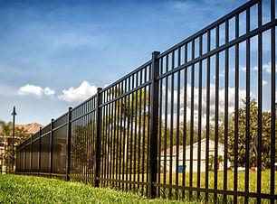 Black Aluminum Fence .jpg