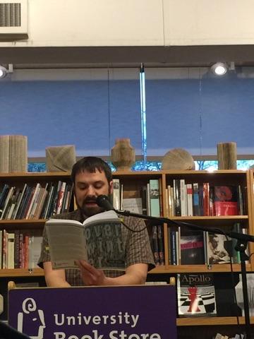 Seattle reading