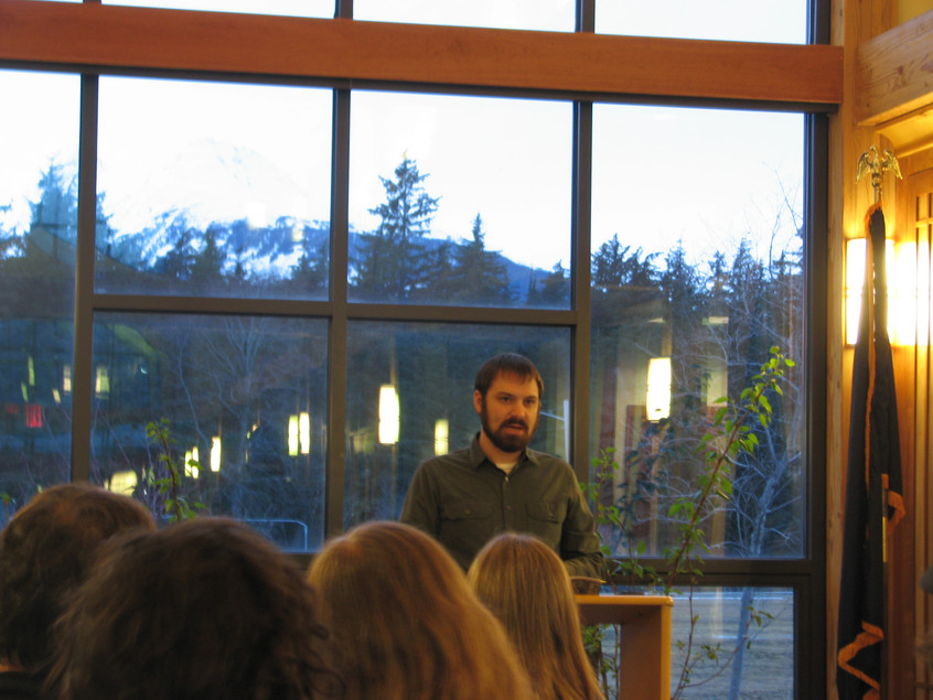 Reading in Haines
