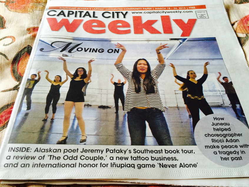Profiled in Capital City Weekly