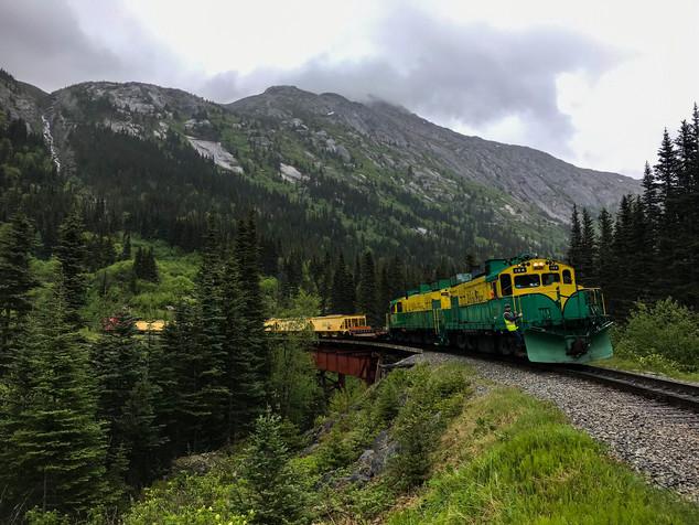 White Pass & Yukon RR