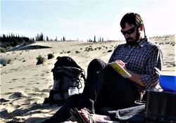 Field work, Great Kobuk Sand Dunes