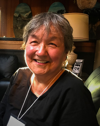 Author, Ernestine Hayes