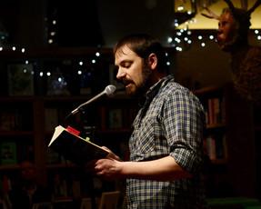 Poetry Parley at Writer's Block, Spenard, Alaska | pic: Cynthia Lee Steele