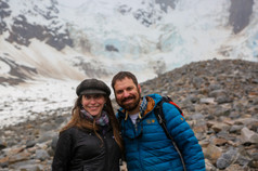say fromage | Amy's my Edible Alaska partner, colleague at 49 Writers, and friend