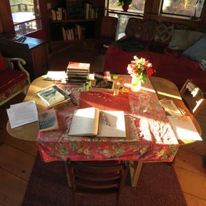 Writing Residency - Willowtail Springs in Colorado