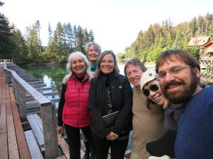 Tutka Bay Writers Retreat | Carolyn Forché