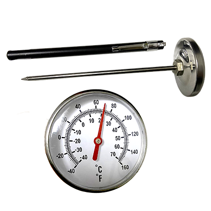 Farmer's Soil Thermometer