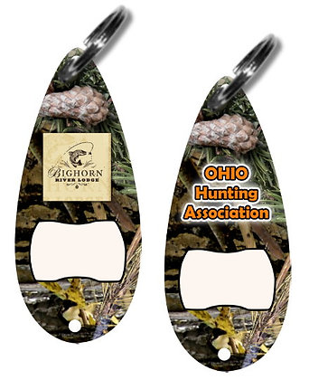 Camo Lure Bottle Opener