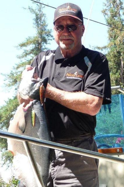 Harry Salmon wl