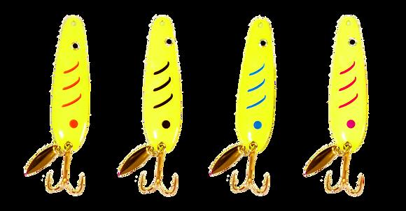 Chartreuse Flutter Spoon