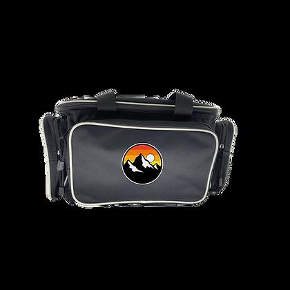 Black Soft Side Fishing Tackle Bag