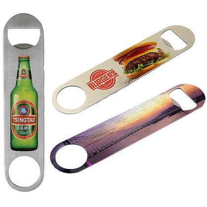 Stainless Steel Bar Bottle Opener