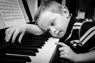 MUSIC & LETTING YOUR KIDS BE WHO THEY ARE