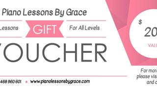 Gift Voucher Idea