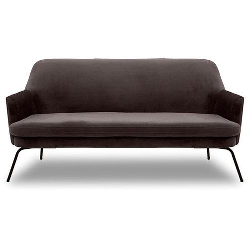 Chisa sofa, varm grå / Chisa, couch, warm grey