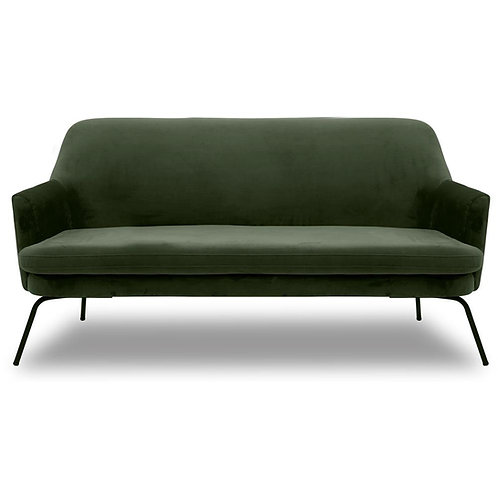 Chisa sofa, grøn / Chisa couch, green