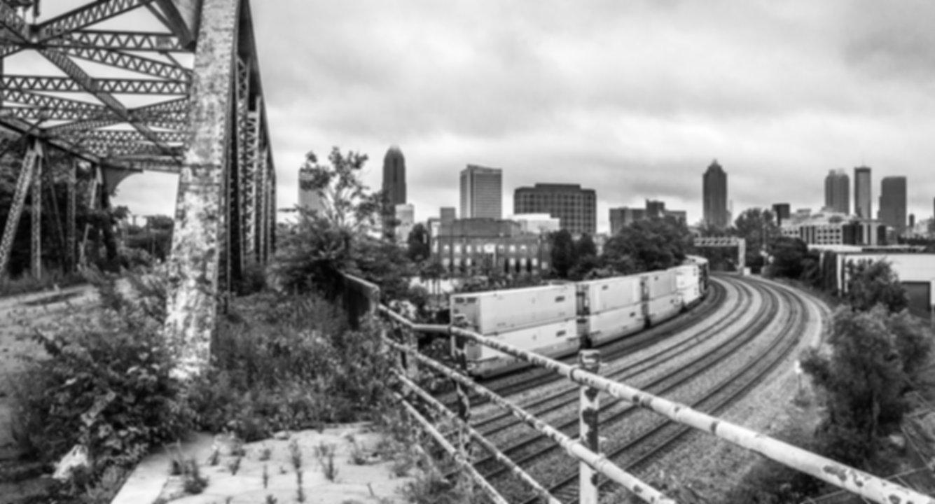 Atlanta Abandoned Bridge