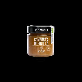 COMPOSTA MELA E CANNELLA