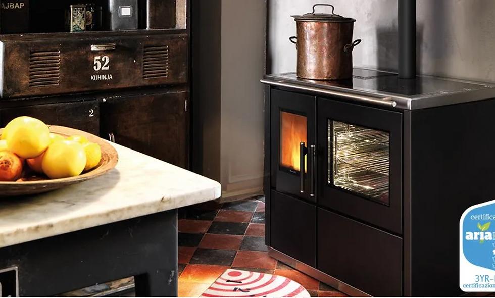 PELLET: Cucina Mia 90 | Ravelli
