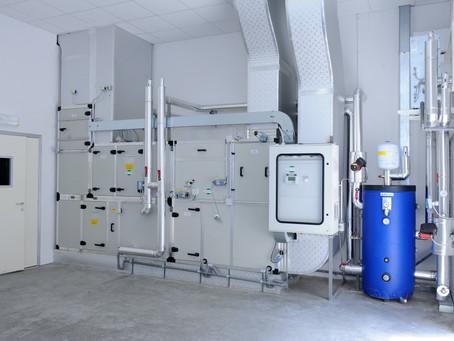 Quali parti di un impianto di climatizzazione o aeraulico sono soggette a bonifica?
