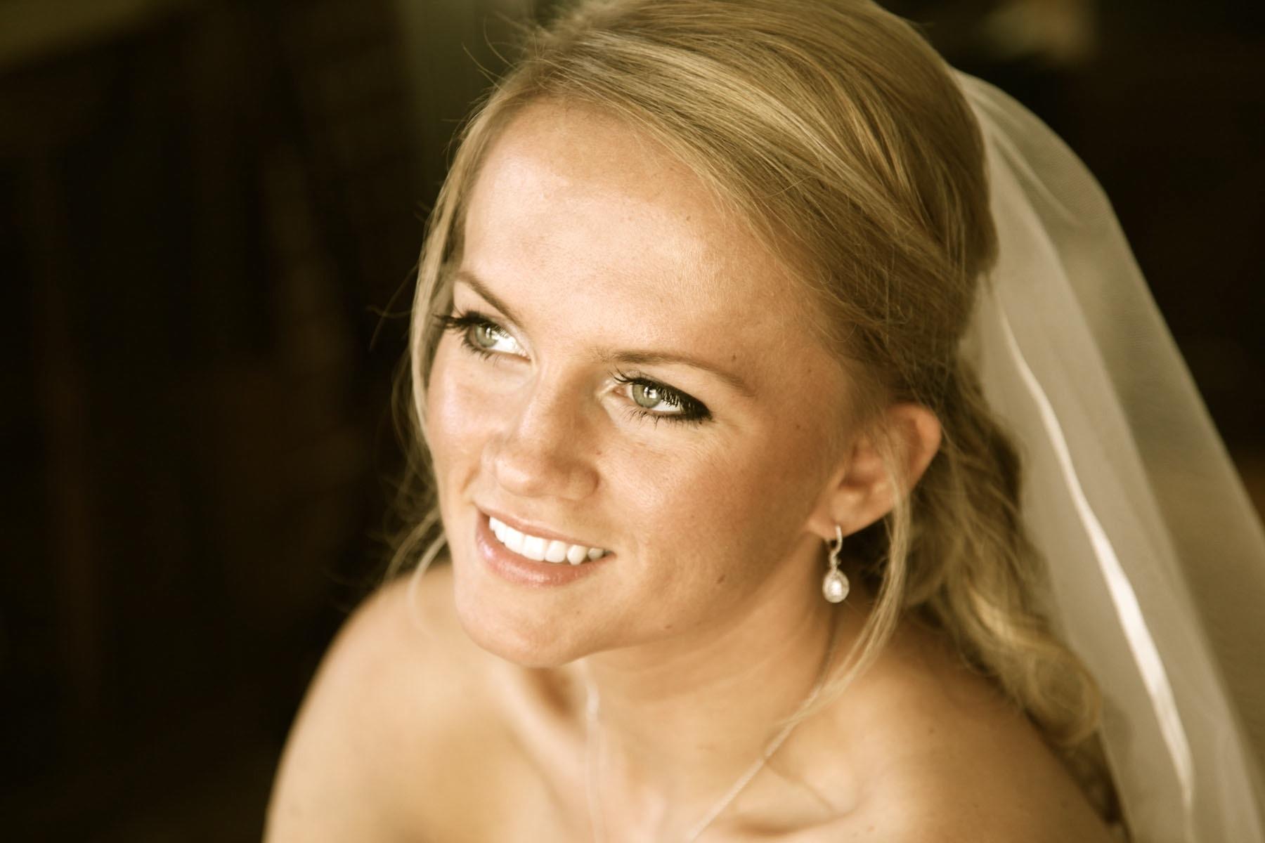 Bride glamour shots