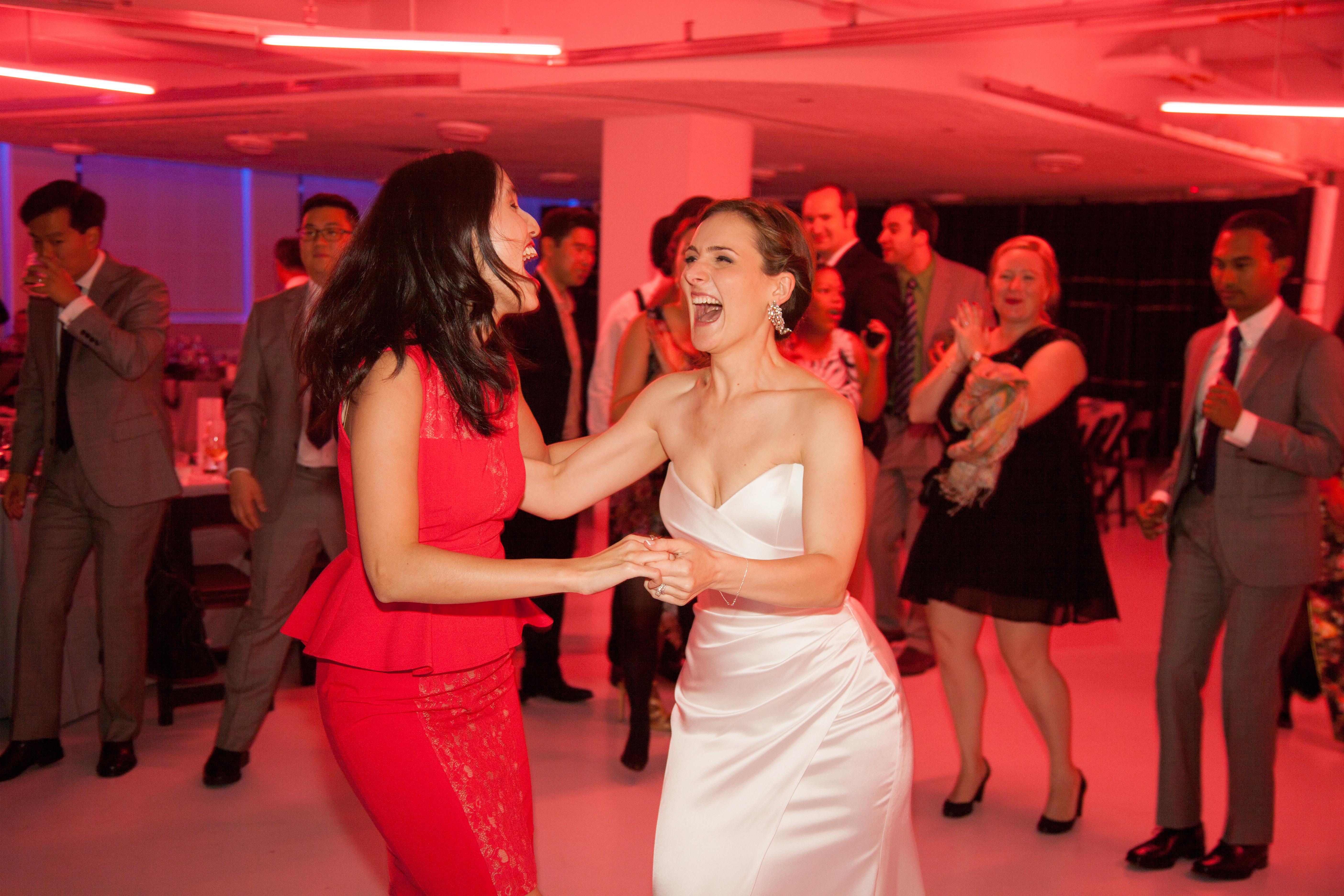 Wedding Ballroom dancers