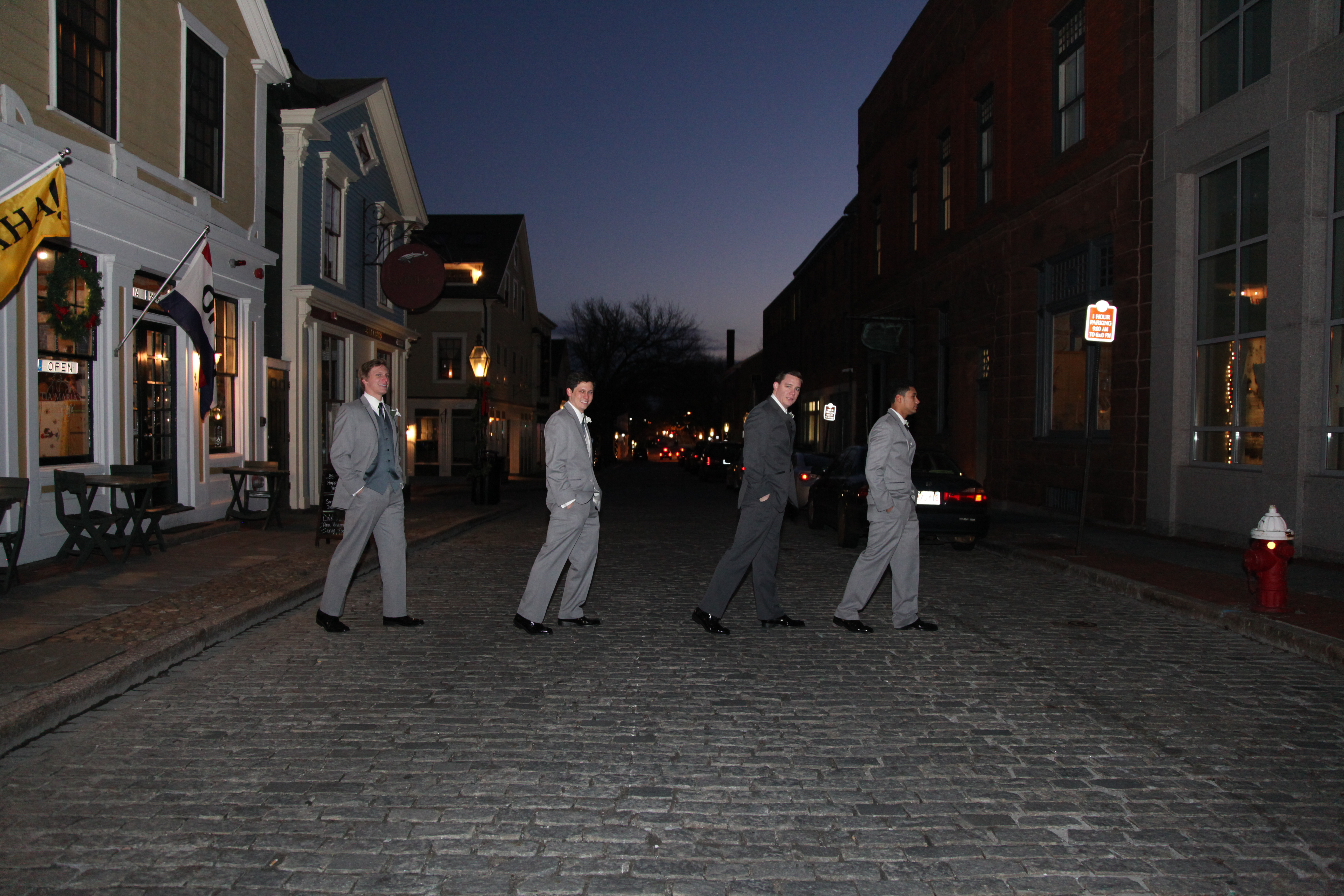 Abby Road in MA
