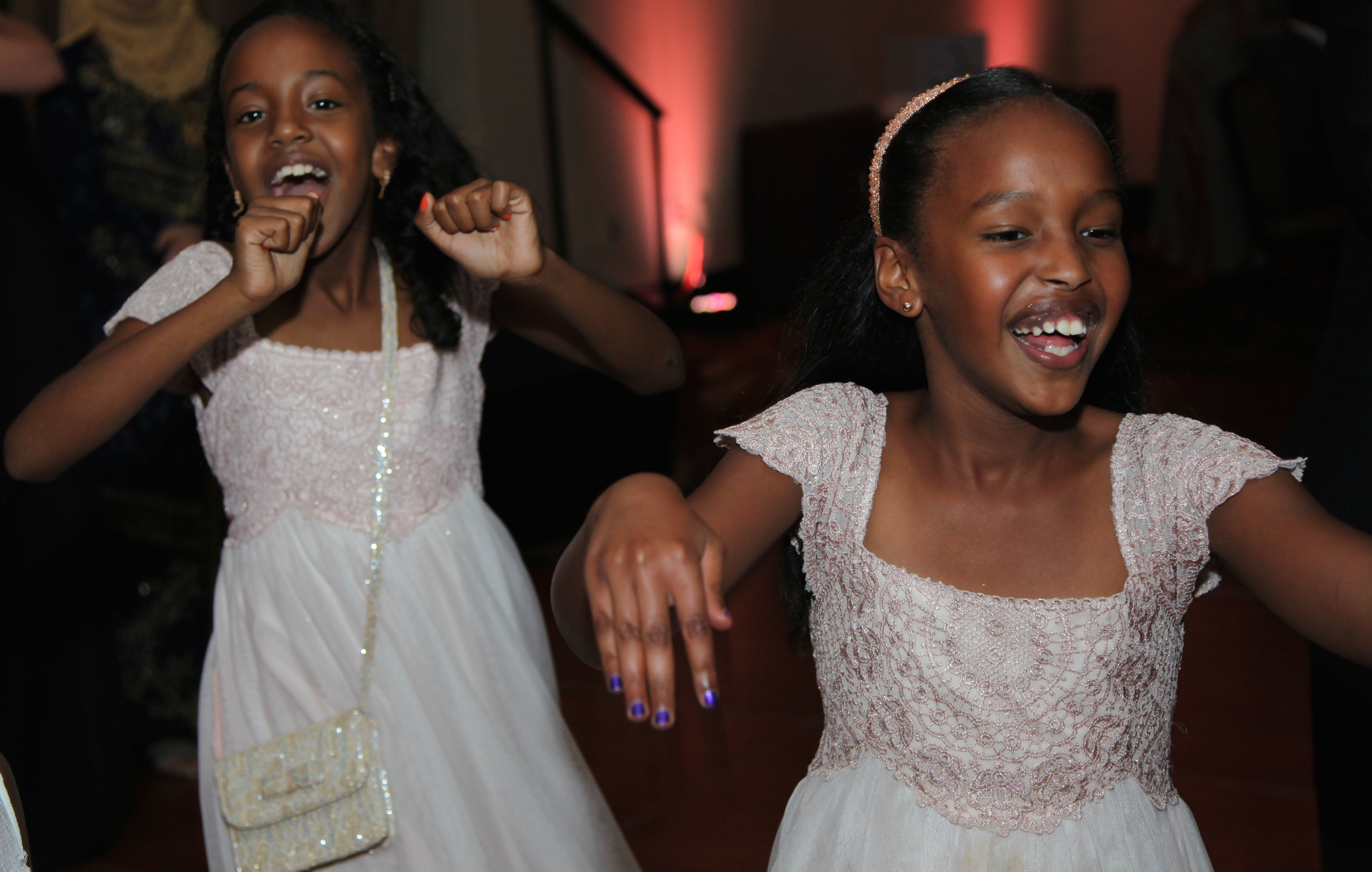 Flower Girls Party