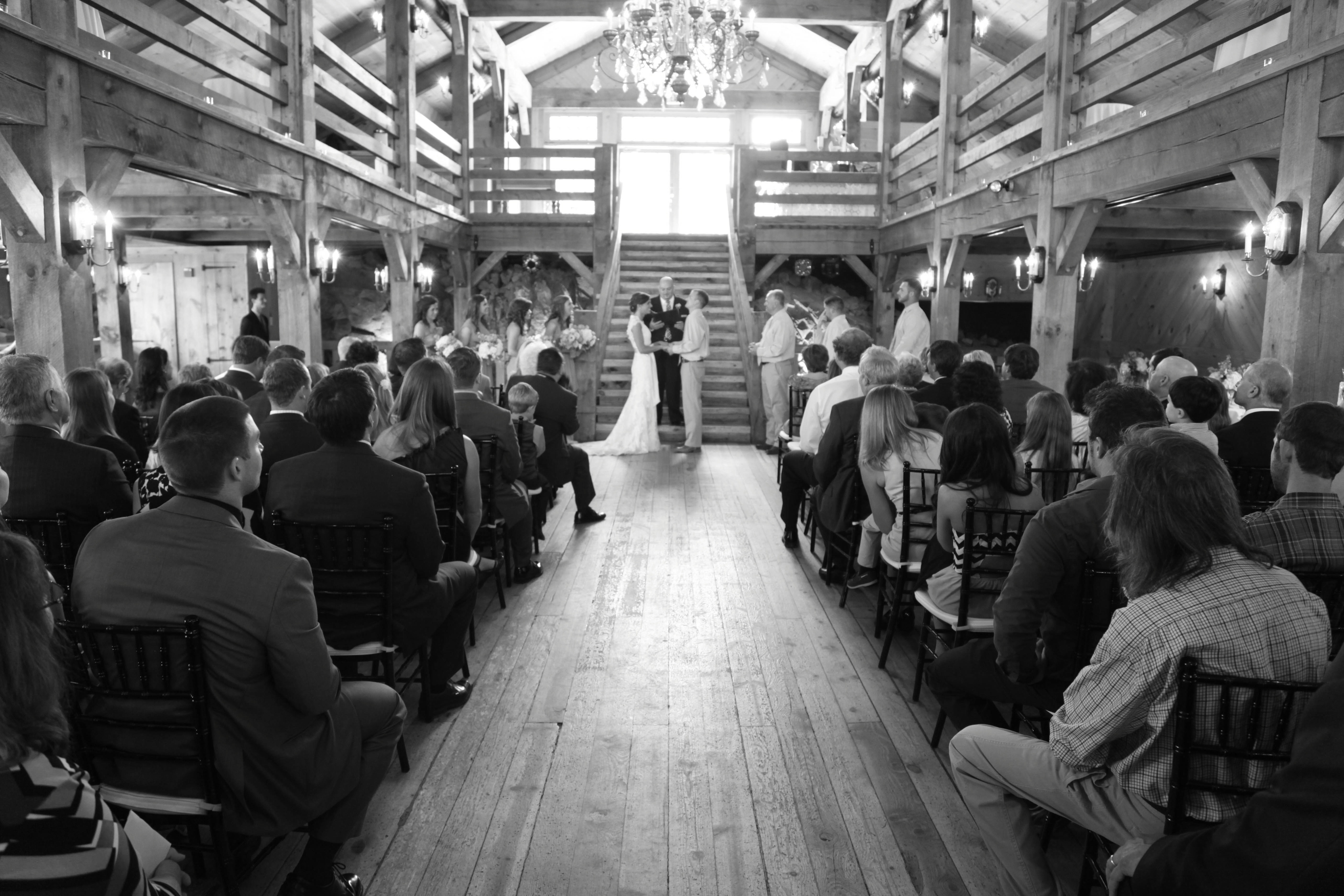 Ceremony at the Red Lion Inn