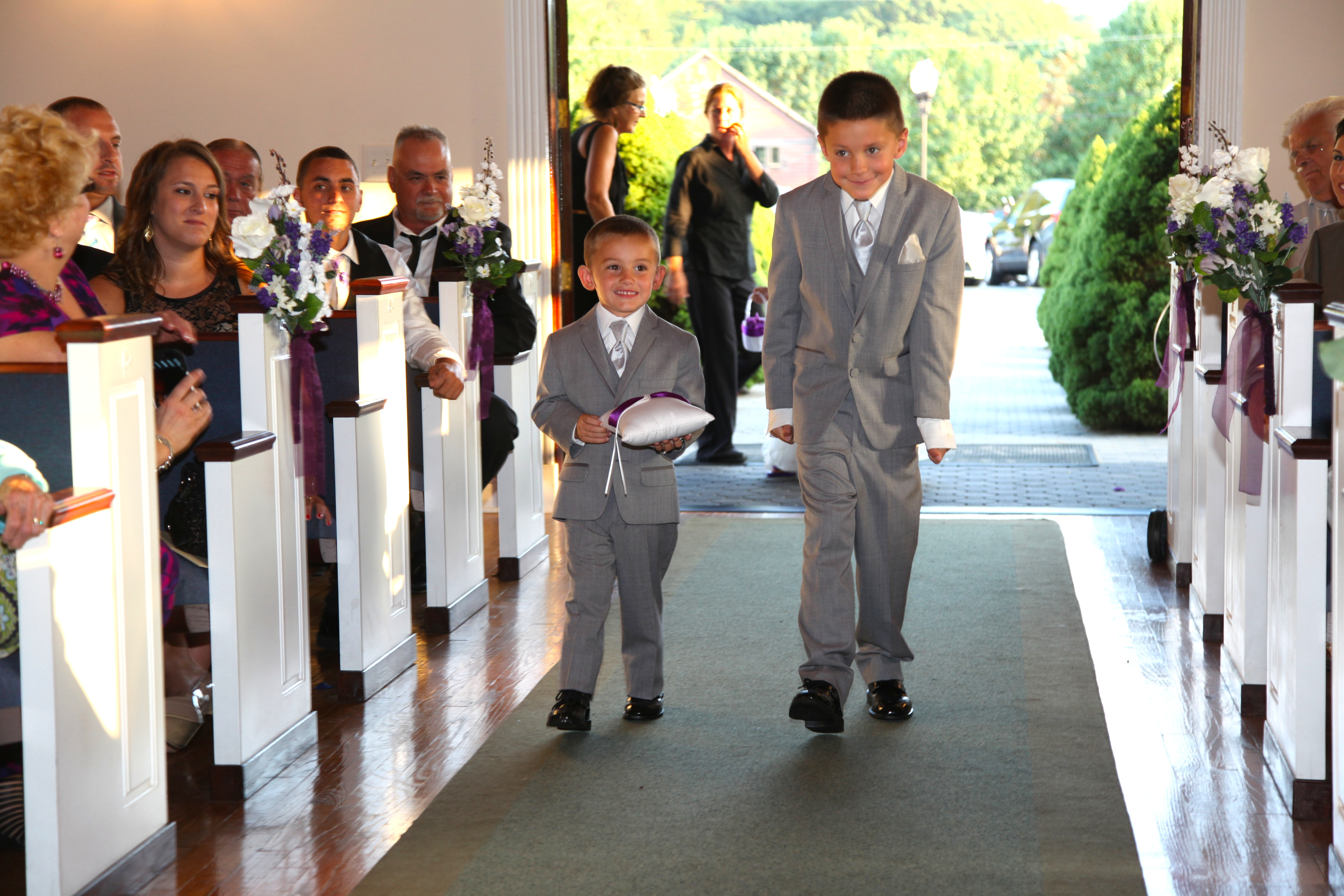 The Ring-bearers