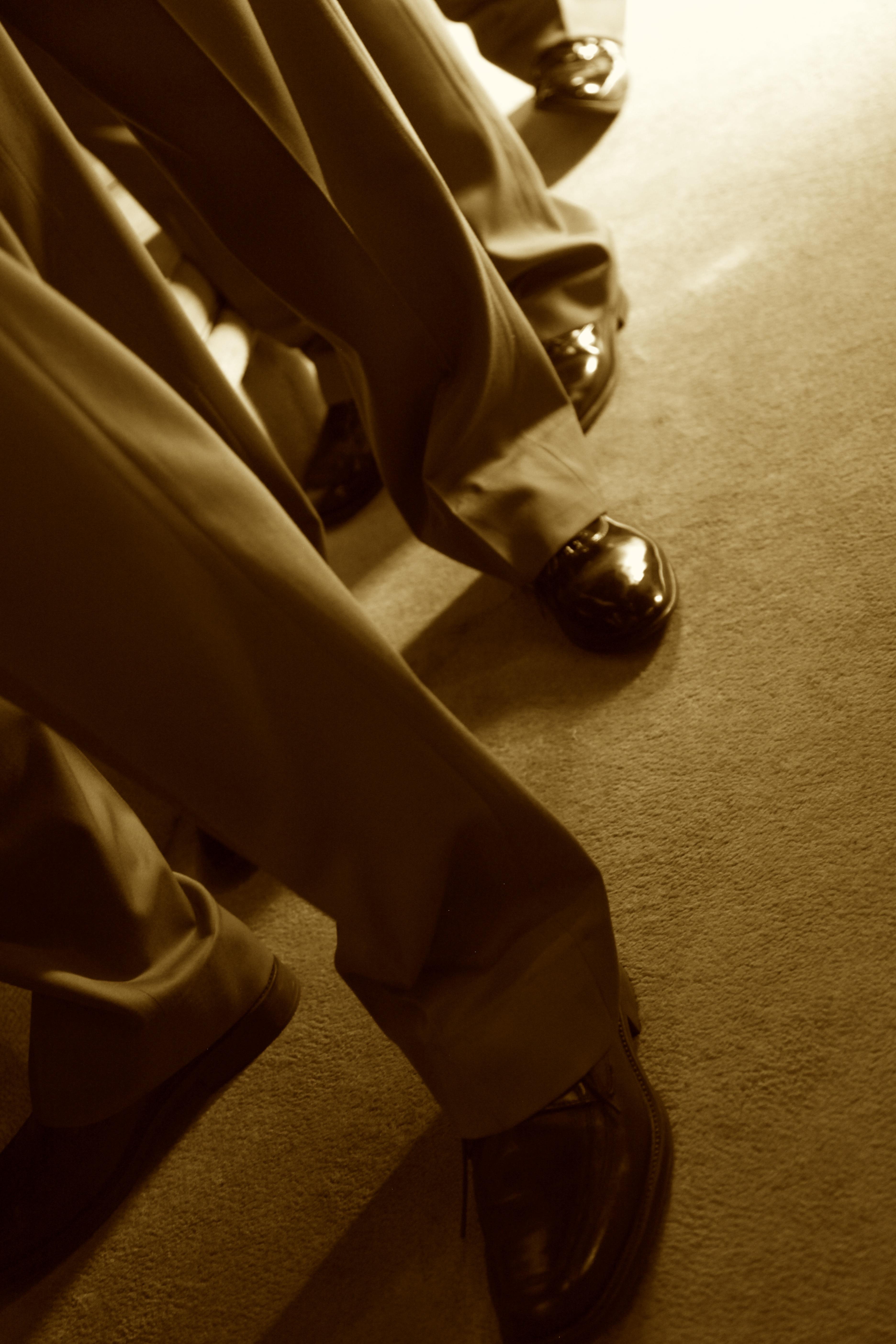Groomsmen Shoes