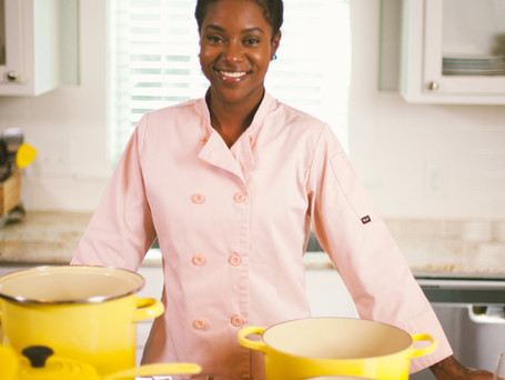 Chef Ashley Jonique Shares her Tips for Eating Healthy