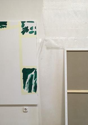 Ádám DÓRA artist studio details