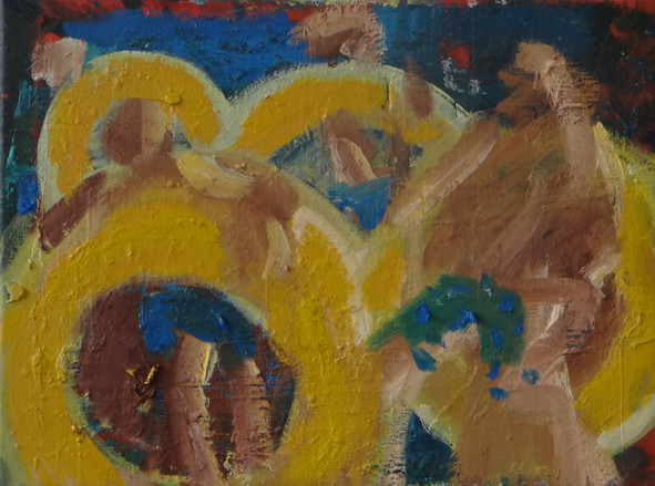 Yellow rings
