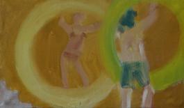 Yellow duo