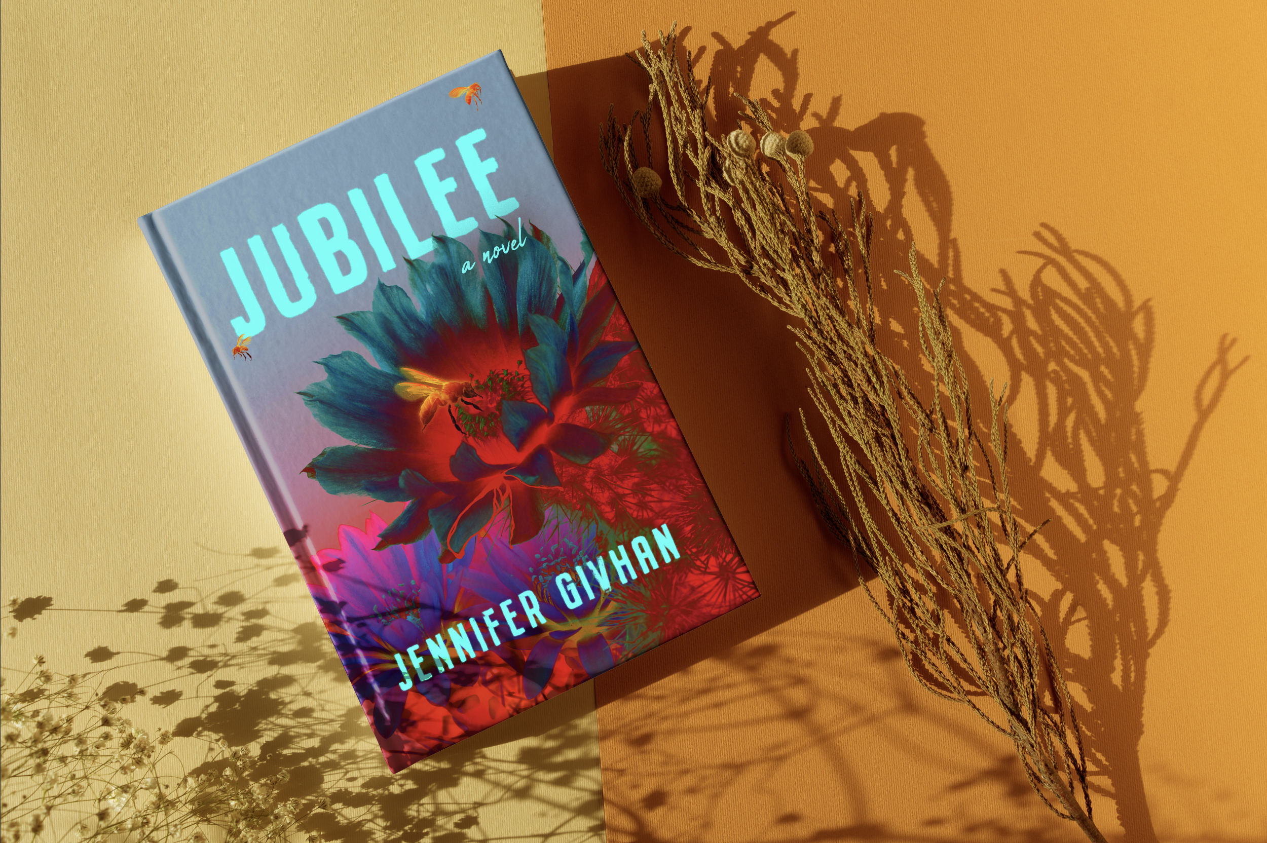 Final cover design for Jubilee