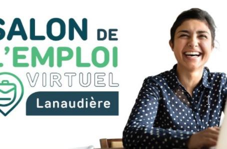 Salon de l'emploi virtuel de Lanaudière