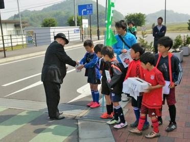 熊本地震 募金活動2